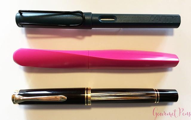 Review Pelikan Twist Fountain Pen @Fontoplum0 2