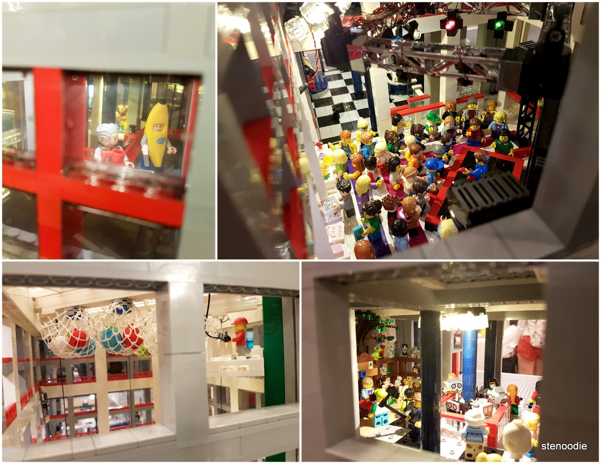 Inside the CBC LEGO Building set