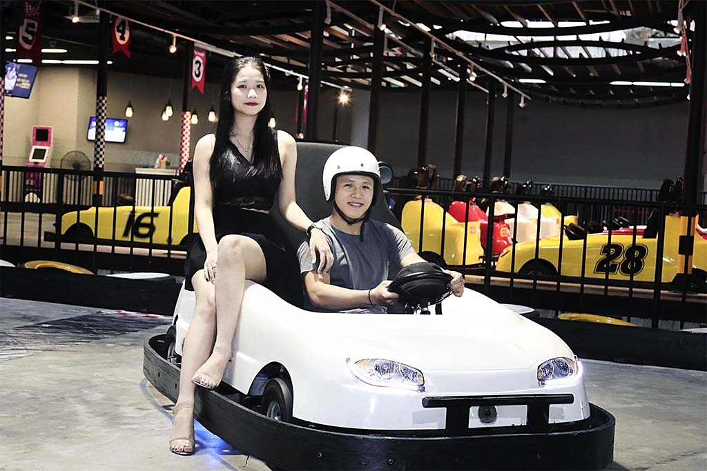 Helio Go Kart Race 2017 3