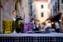 Al Fresco in Dubrovnik