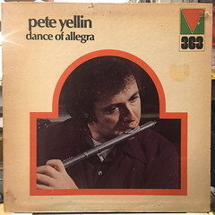 PETE YELLIN:DANCE OF ALLEGRA(JACKET A)