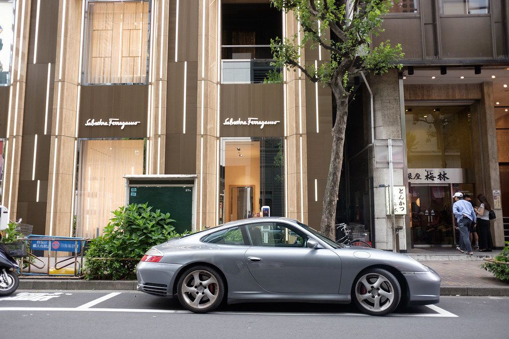 Porsche 911(996) 2017/06/02 X7008374