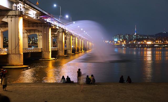 Seoul - Banpo Bridge