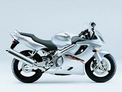 Honda CBR 600 F 2001 - 4
