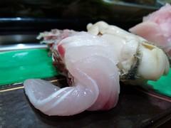 Sushi in Fukuoka Airport