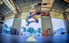 Upstate Roller Girl Evolution practice