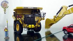 CCM Cat 777G Dump Truck 2