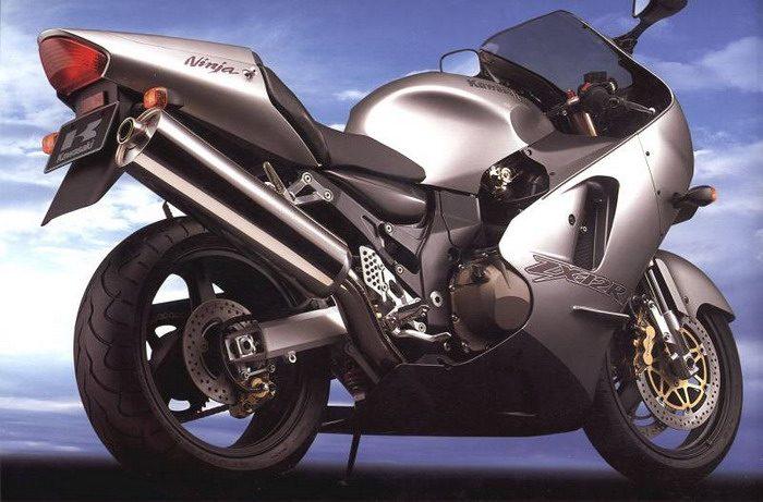 Kawasaki 1200 ZX-12R 2000 - 11