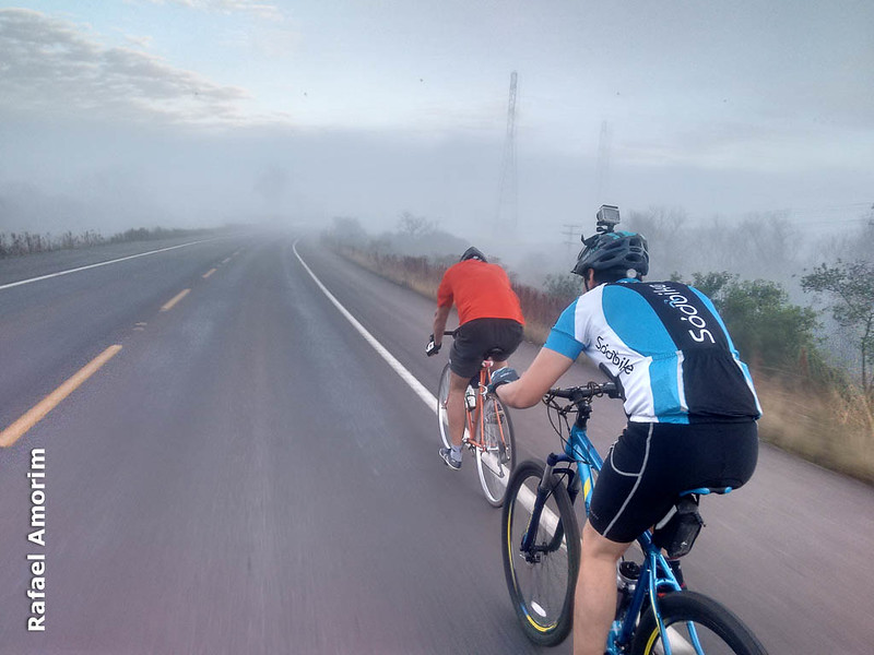 PedaLoucos Unipampa - Pedal até a Estância Santa Rufina