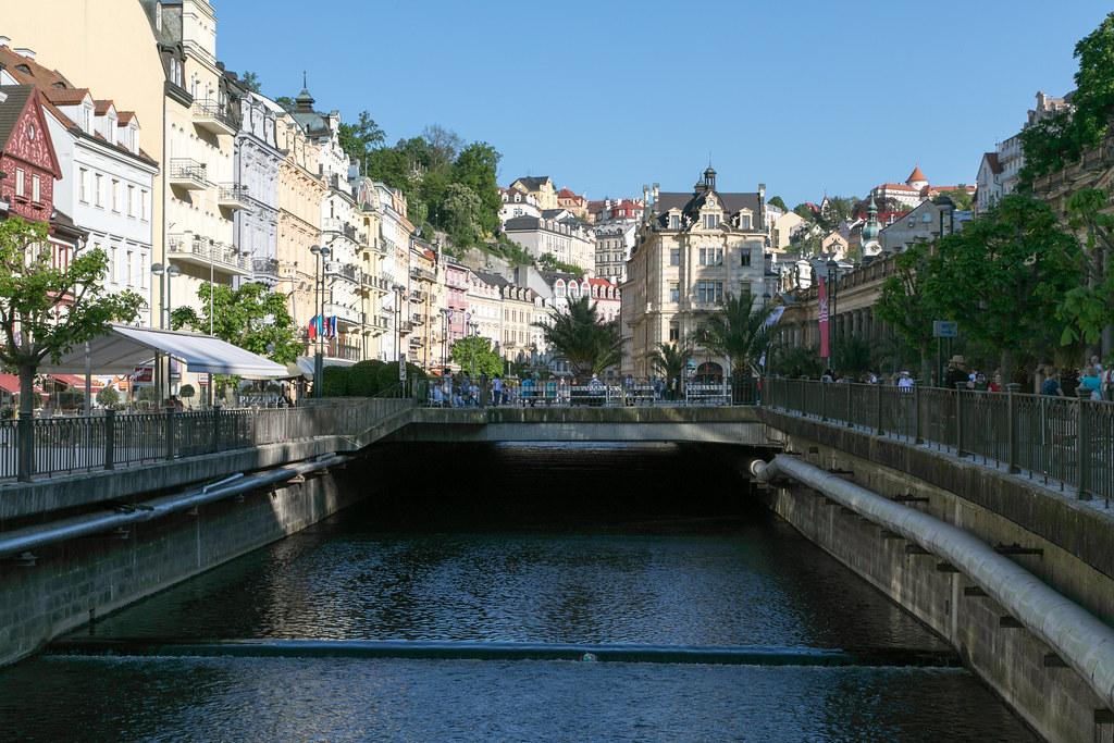 チェコブロガーツアー #カルロヴィヴァリ #Karlovyvary