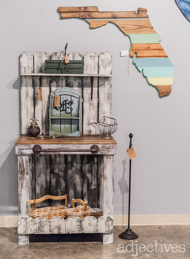 Custom Potting bench in Altamonte by The Front Porch