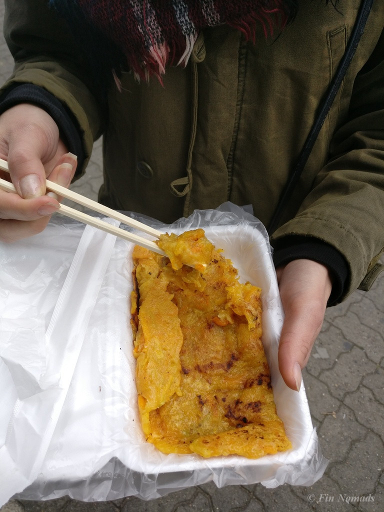 pajeon street food