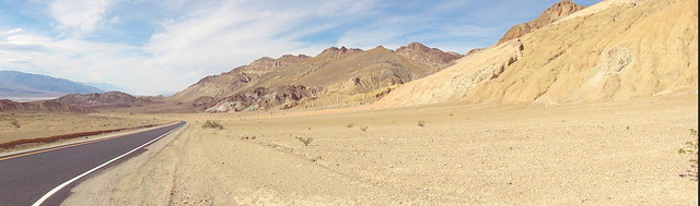 Death Valley 4, Sony DSC-W350