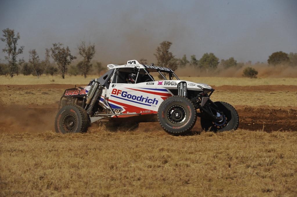 2017 BFGoodrich CAMS AORC Round 2 Tatts Finke Desert Race
