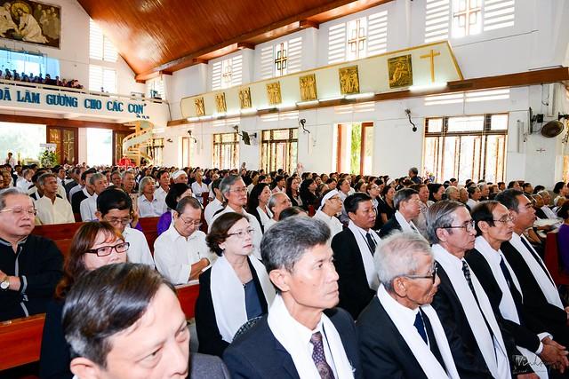 Lễ An Táng Thân Phụ Đức TGM Giuse Nguyễn Chí Linh - Ảnh minh hoạ 5