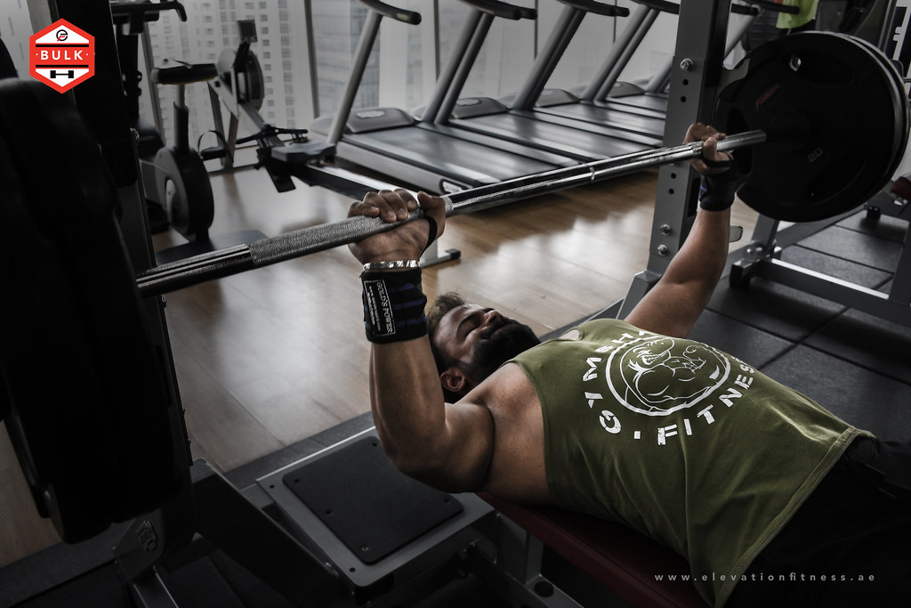BULK: chest and back