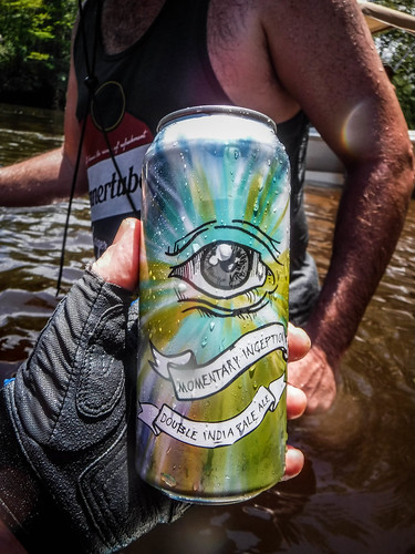 Edisto River Rope Swing and Beer Commercial Float-101