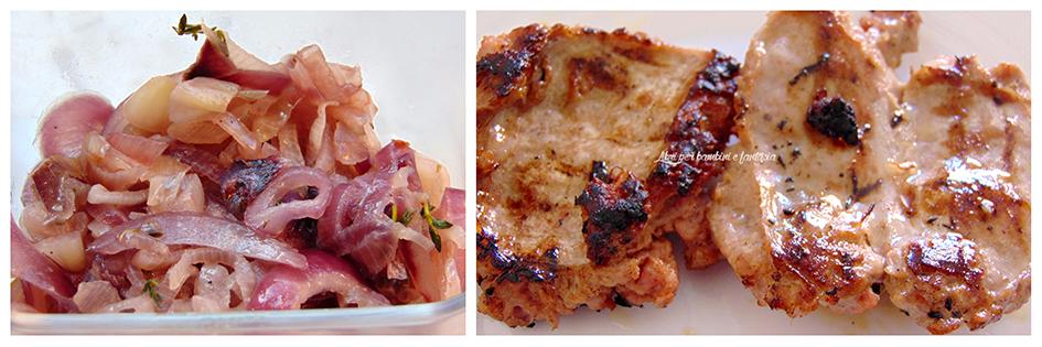 salsiccia e cipolla