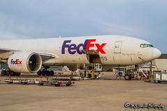 N853FD | FedEx | Boeing 777F