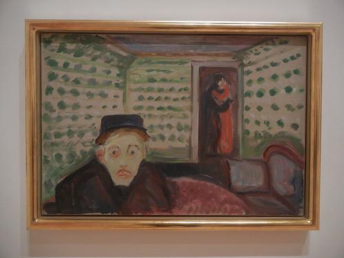 DSCN9170 _ Jealousy, ca. 1907, Edvard Munch, SFMOMA