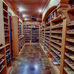 Northville Cigar Lounge - Northville #MI. Extensive selection of scotch & a well-stocked #humidor. Beautiful bar & lounge with an upscale feel. Excellent customer service. Some nice options here: My Father Le Bijou 1922, MUWAT Kentucky Fire Cured, Diamond