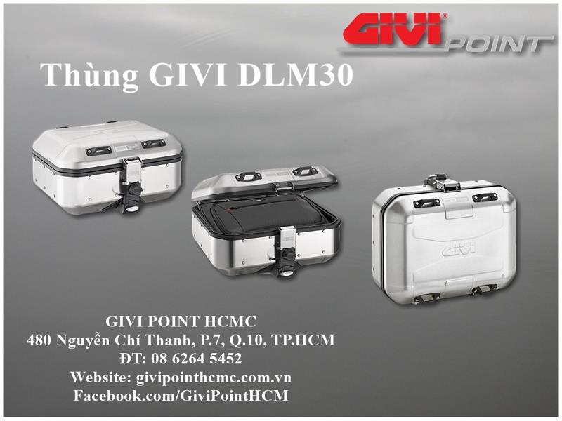 Thung xe Givi - 22