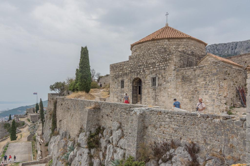 DSC02110- Klis Fortress Croatia