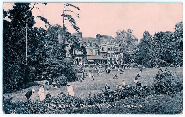 Hampstead - Golders Hill Park Mansion