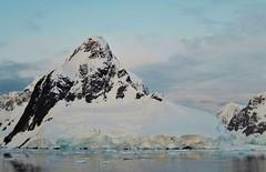 Evening Light, Antarctic Peninsula.