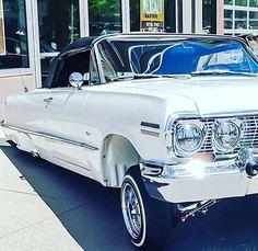 63 Chevy Impala Rag