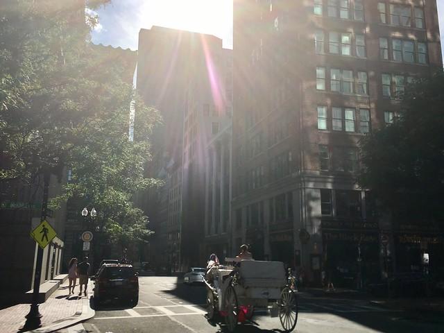 Boston - Sunlight Carriage.