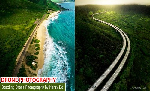 Dazzling Drone Photography of the world by Henry Do