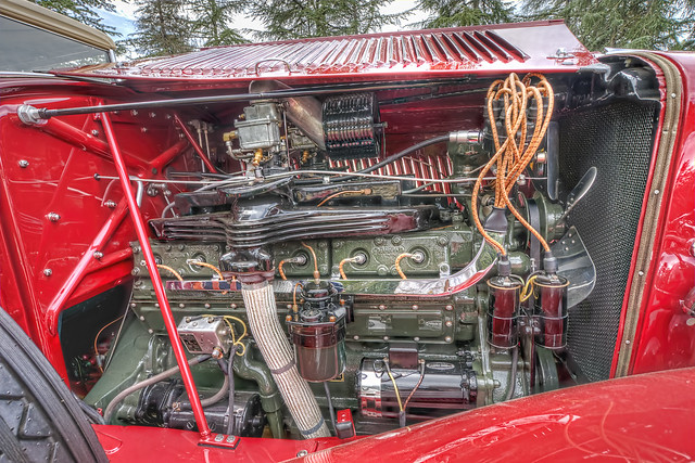 Highway Earth Car Show - Franklin Canyon 2015