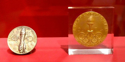 Mom & Dad's Olympic Medals