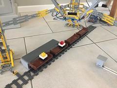 Delta robot (flex picker) for Lego World 2017