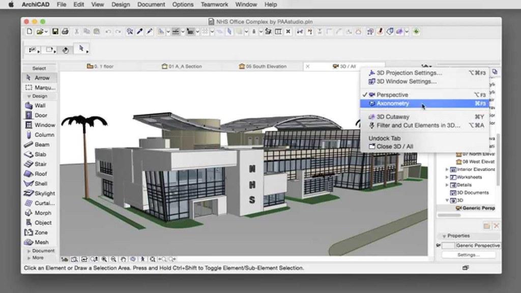 ArchiCAD 22 Build 4023 – Premier BIM solution for architects   macOS