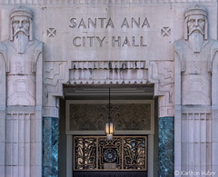 Santa Ana - Old City Hall Building