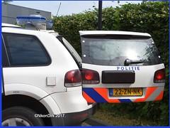 Dutch Police VW Touareg.