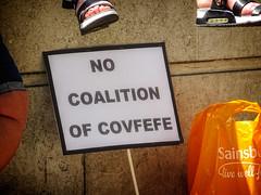 #MayMustGo No Coalition of Covfefe