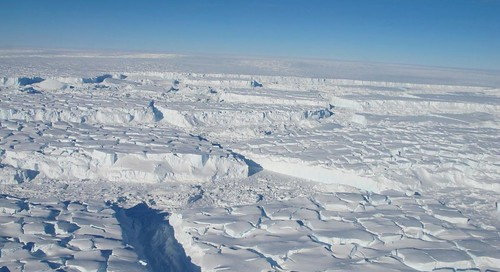 Why Did an Enormous Chunk of West Antarctica Suddenly Start Melting?