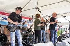 2017 Silver Spring Blues Fest  (807)Moxie Blues Band.