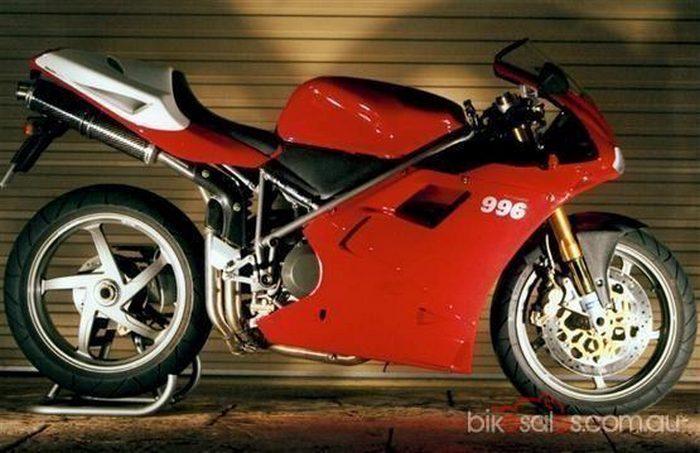 Ducati 996 SPS 1999 - 0