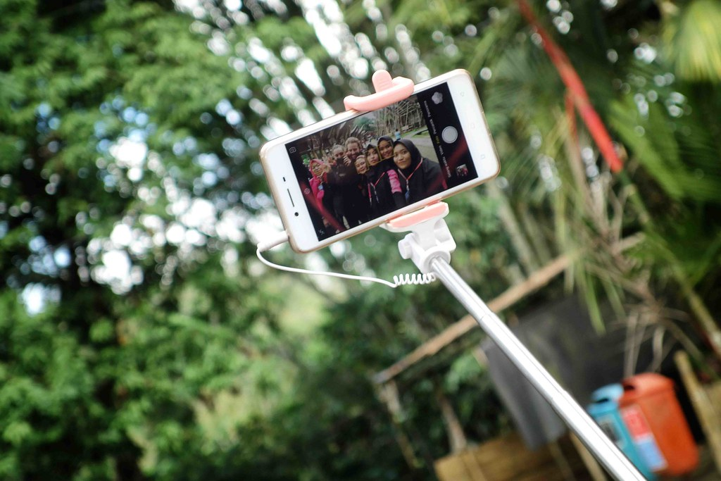 Rantepao - Selfie