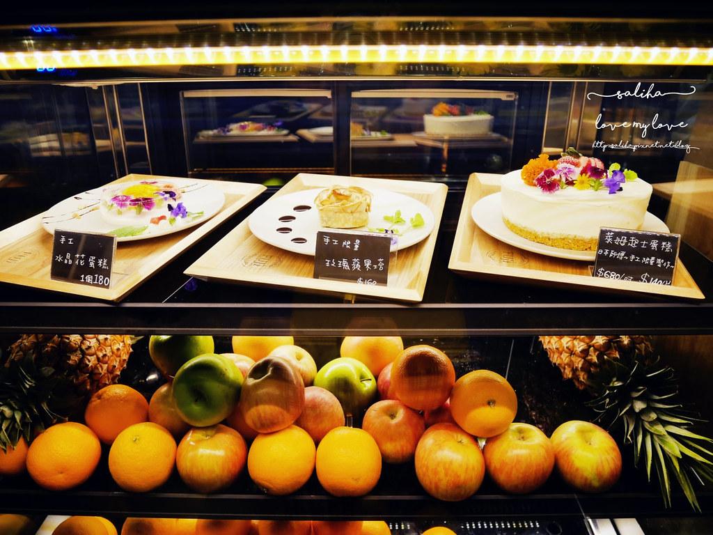 台北信義區花店咖啡館餐廳推薦FUJI FLOWER CAFE (34)