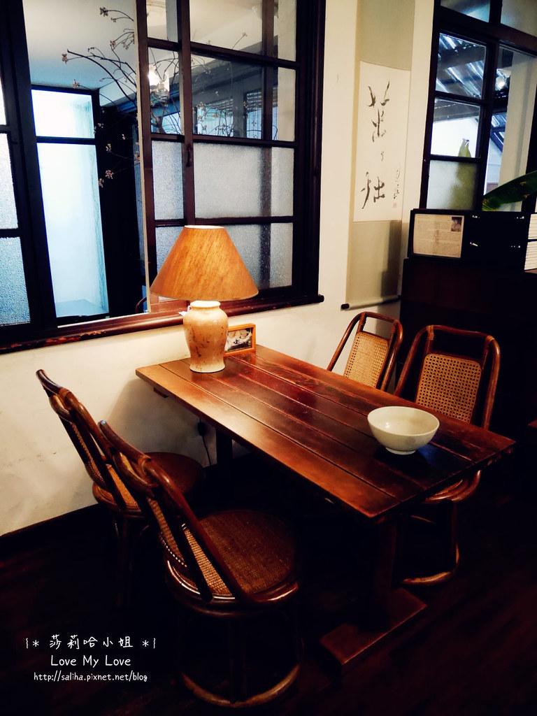 台北大安區公館新生南路附近餐廳推薦紫藤廬泡茶下午茶 (30)