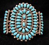 Authentic Navajo Turquoise Bracelet | Native American Indian Jewelry | Womens Bracelets