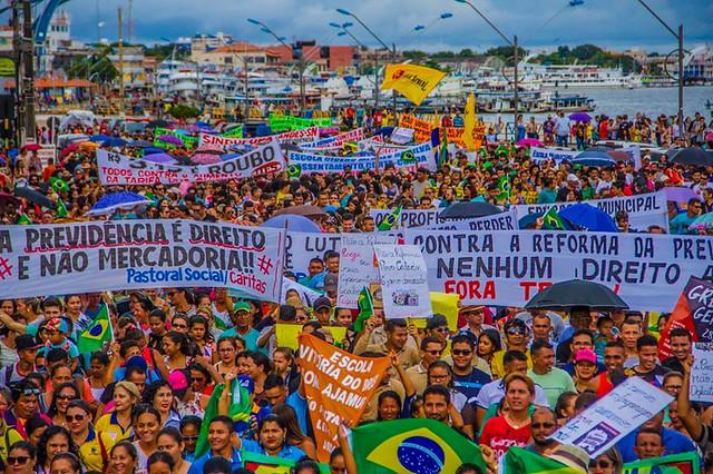 Capitais na região Norte se mobilizam para o dia 30 de junho; confira a agenda