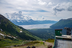 Turnagain Arm from Alyeska