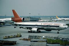 Northwest Orient Airlines McDonnell Douglas DC10-40 N154US (c/n 46763)