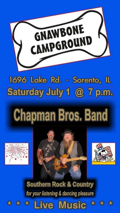 Chapman Bros 7-1-17